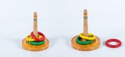 Nouveaux grands jeux en bois à la ludothèque